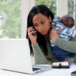 5 лайфхаков для работающей мамы в декрете