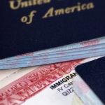Роды в США, иммиграция в Америку
